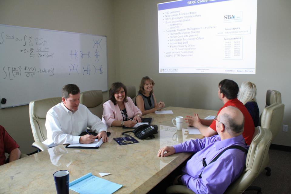 5SRC Planning Session