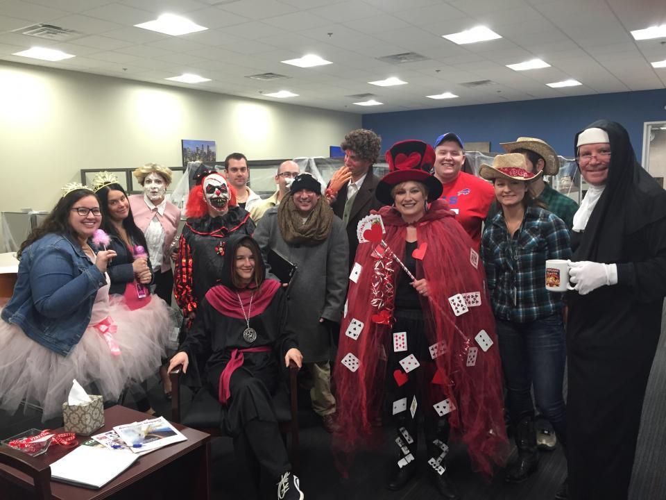 Halloween in Buffalo