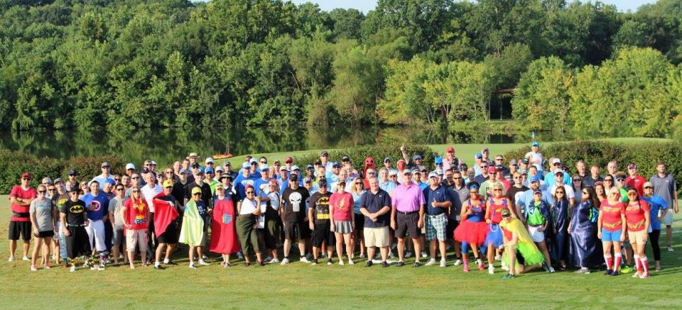 More than 120 Asurion team members joined in our 10th annual Fore Fun golf tournament, benefitting Compassion Forward (our collective philanthropic efforts as a company, including a fund that benefits our own team members in times of crisis).