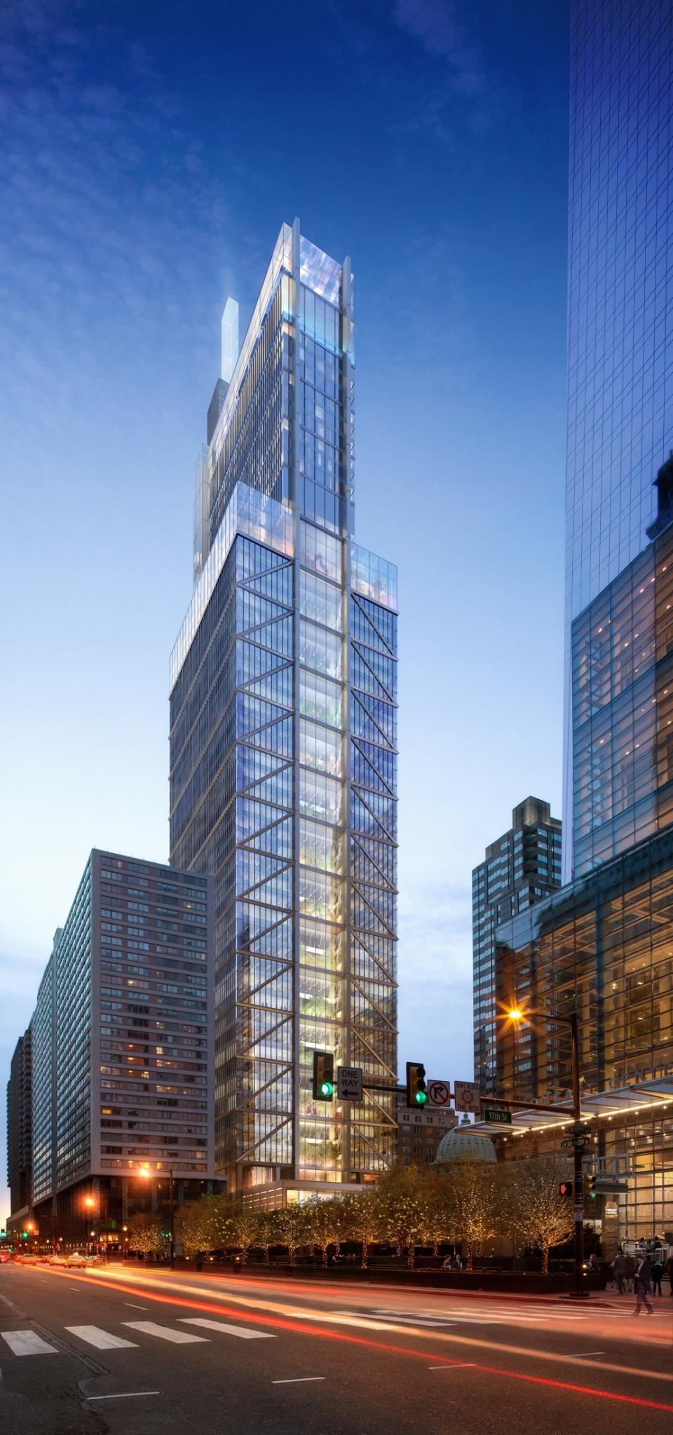 The Comcast Innovation and Technology Center, scheduled to open in early 2018, will be a state-of-the-art home for the company's growing workforce of technologists, engineers, and software architects
