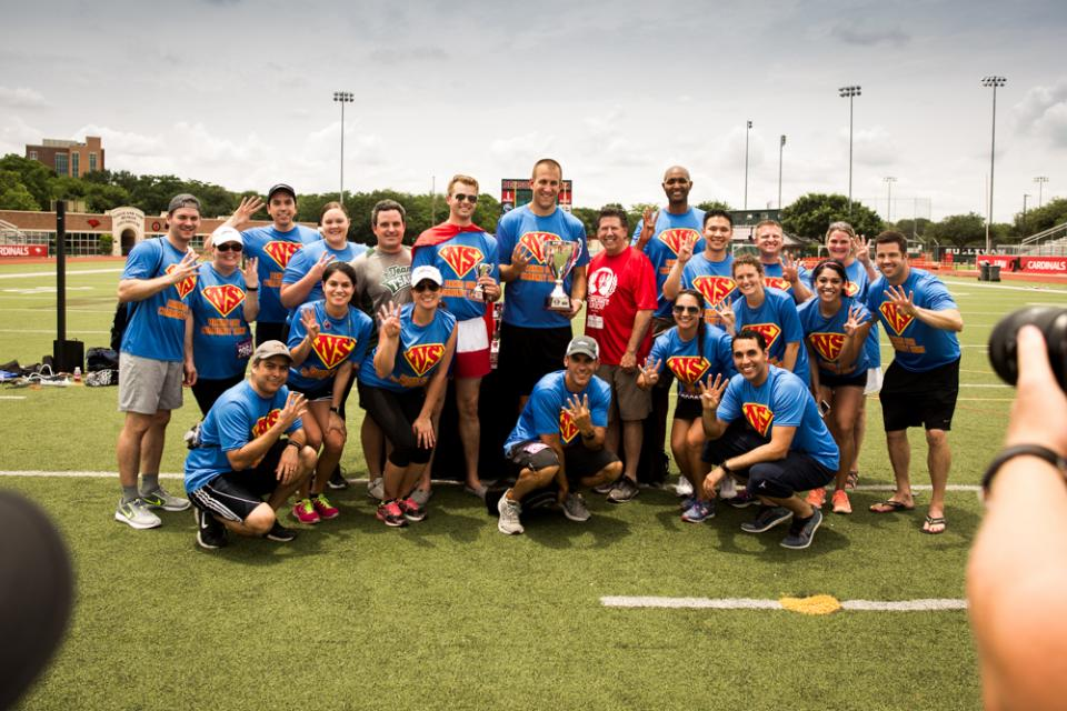 NuStar employees took 1st place in its division for the fourth year in a row at San Antonio's Corporate Cup, which is a citywide athletic and charitable giving challenge among local companies.