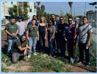 Los Angeles Corporate Social Volunteering