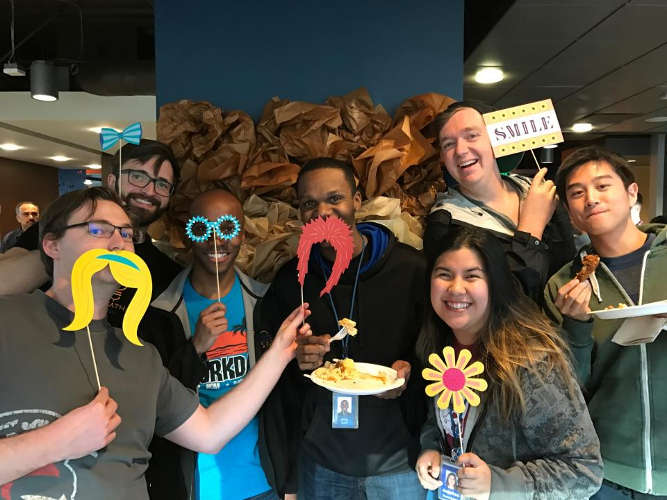 Workday, Inc. Employee Photo