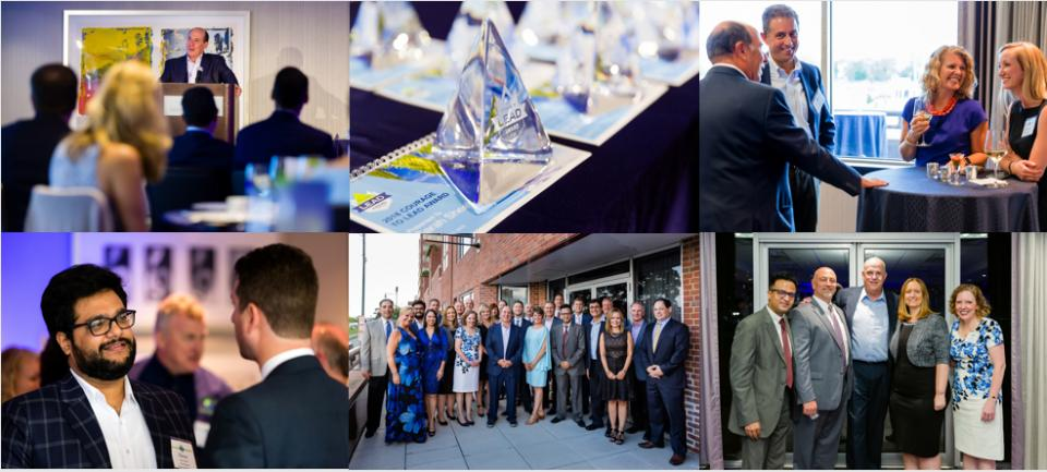 Kronos believes every employee deserves a great manager, so we celebrate our Courage to Lead award winners in style!