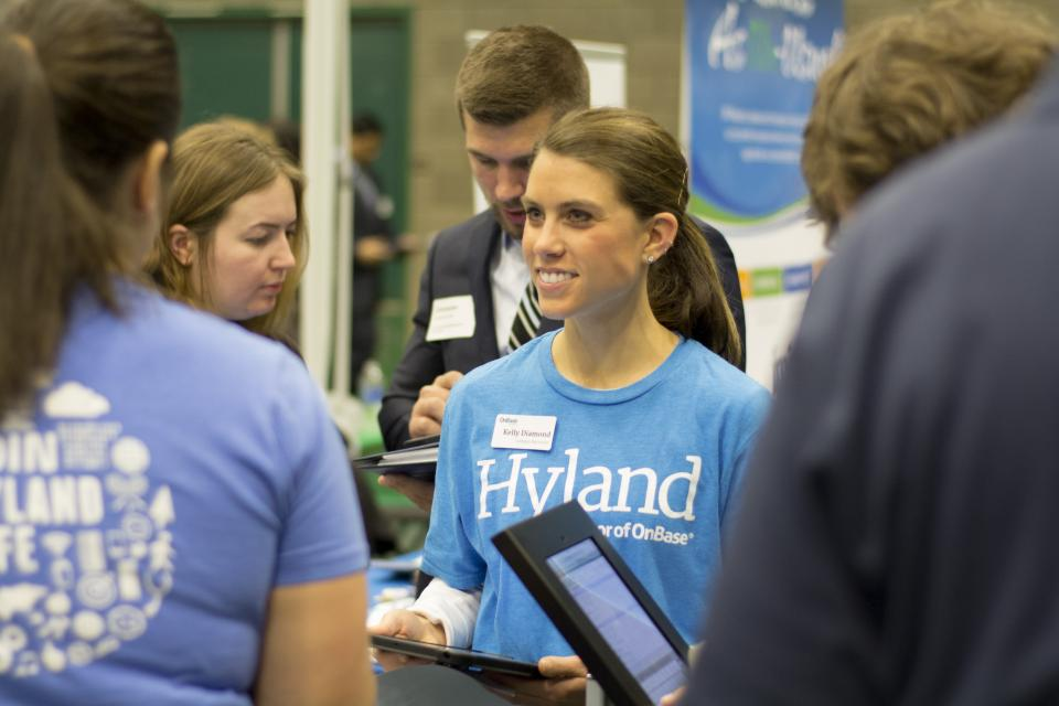 Hyland Employee Photo