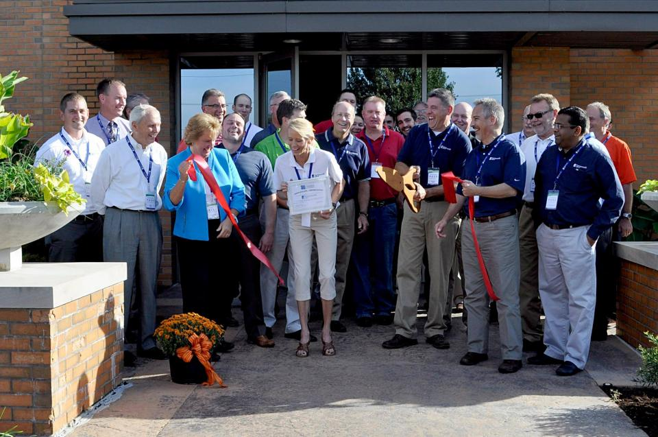 The opening of our new Champaign, IL office