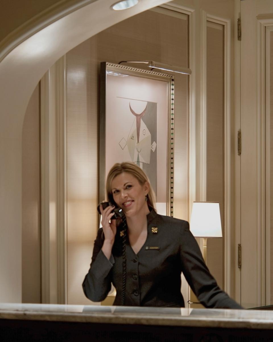 Four Seasons Hotels & Resorts Employee Photo