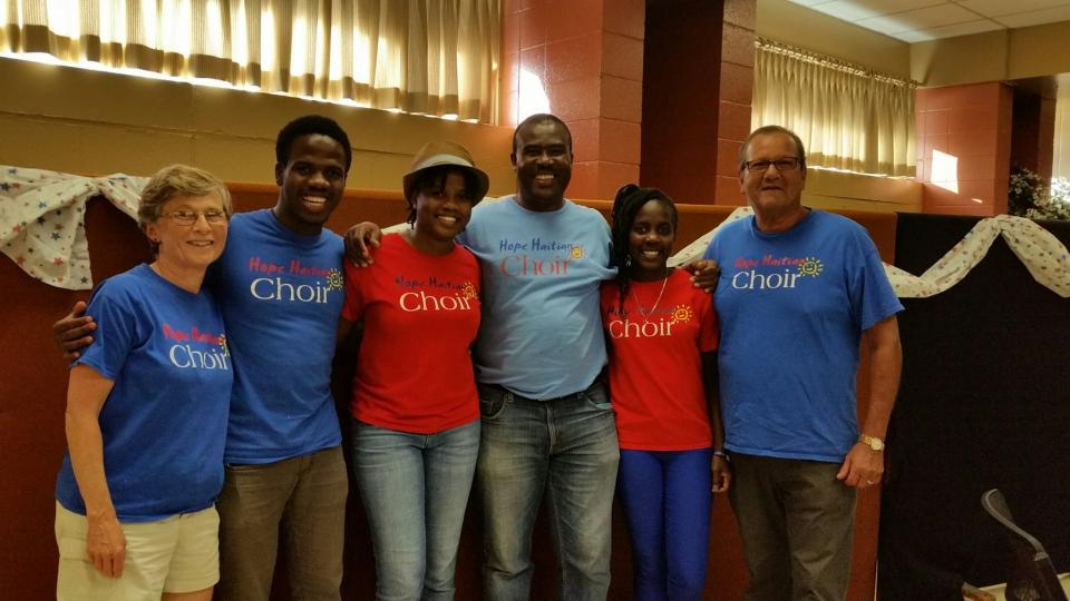 Haitian Hope Choir