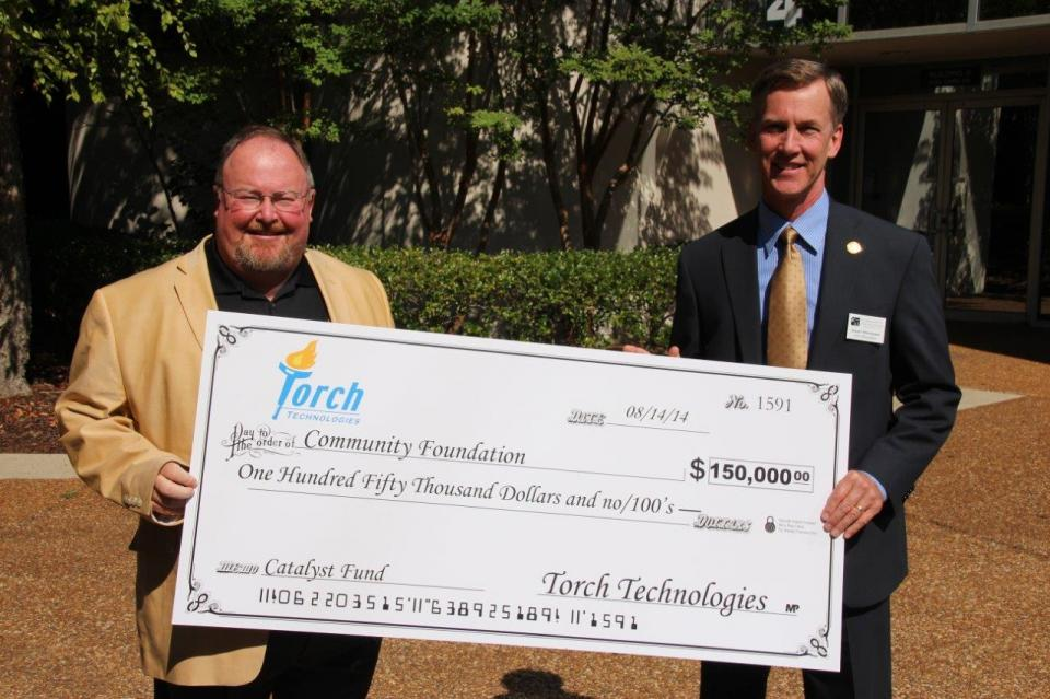 Torchbearer Sponsor to the Community Catalyst Fund