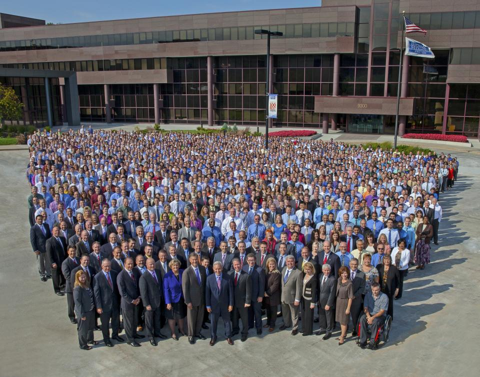 Burns & McDonnell Employee Photo