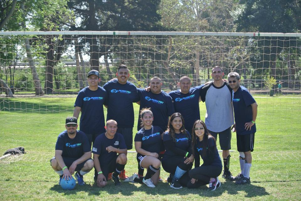 Corporate Games - Soccer