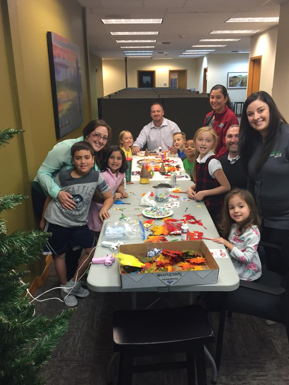 Craft Night at our Kennewick Branch