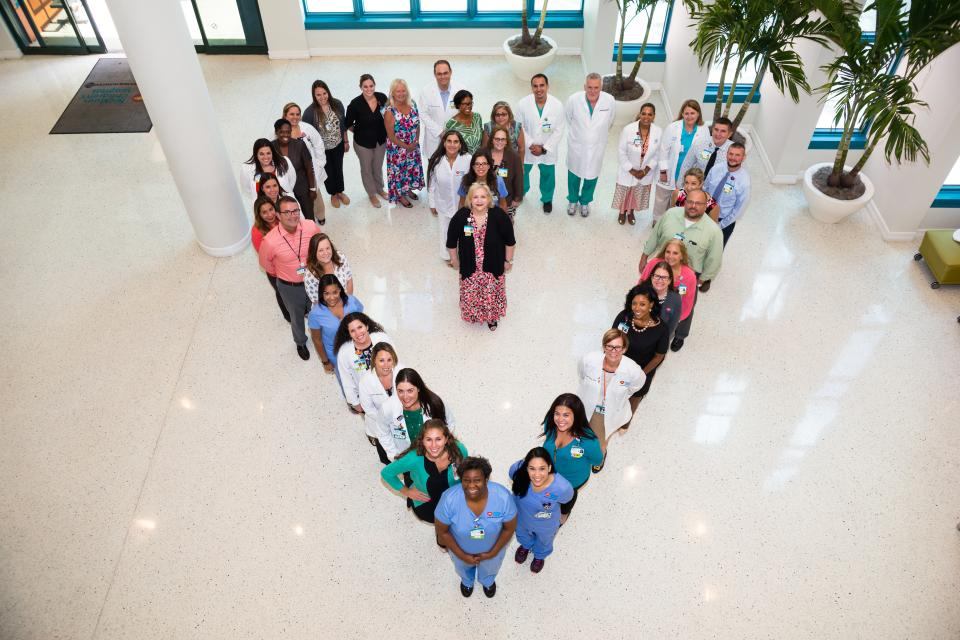 Nicklaus Childrens Health System Employee Photo
