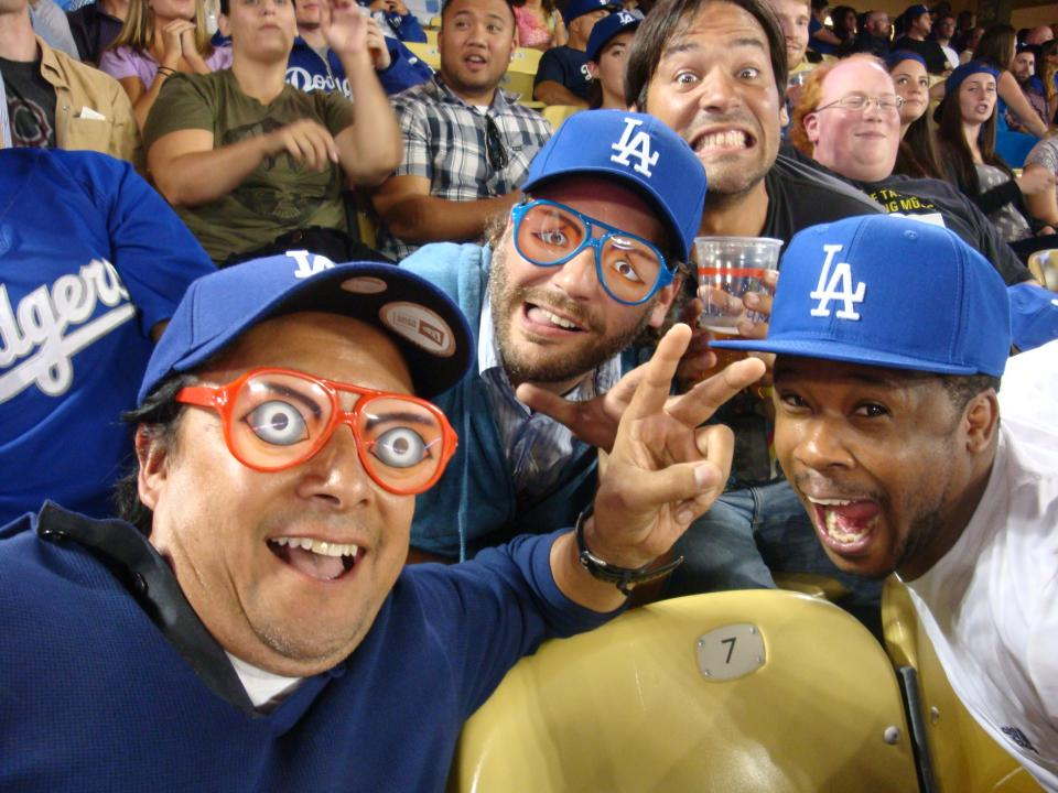 Night Out with the LA Dodgers