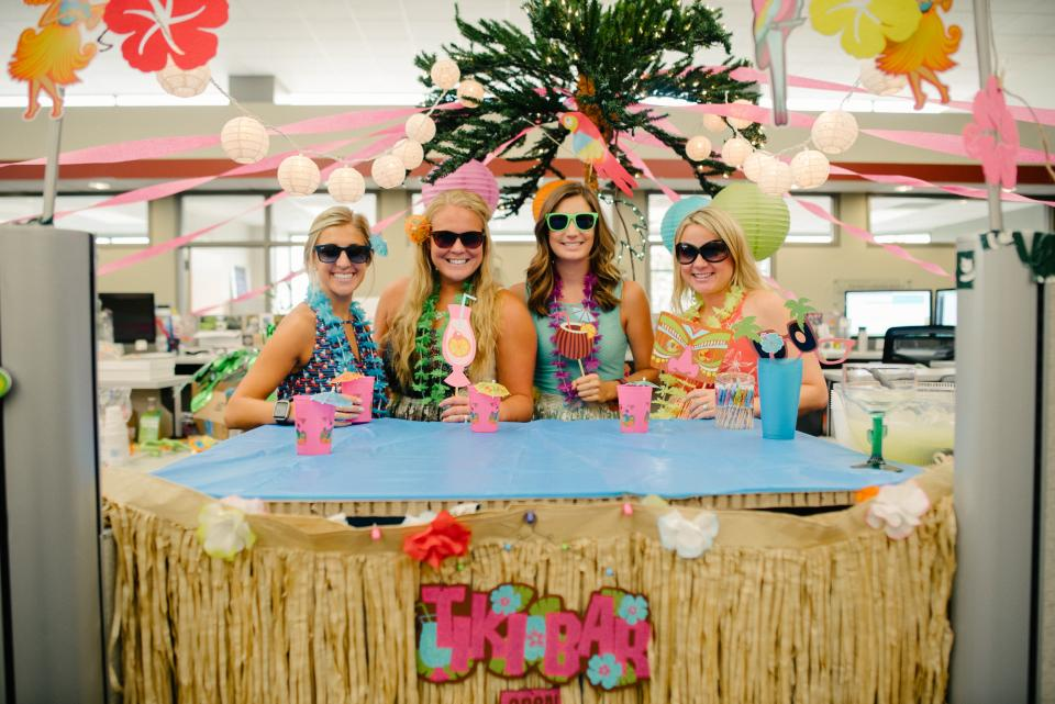 Tiki Bar Department Contest Winners