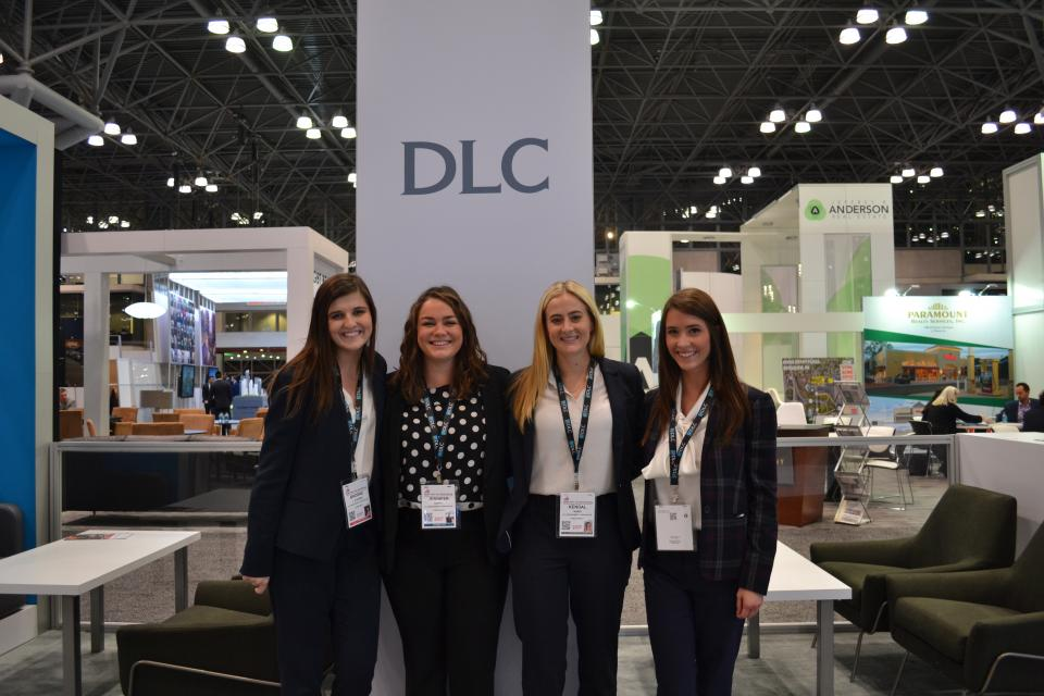 Leasing Team at NY ICSC