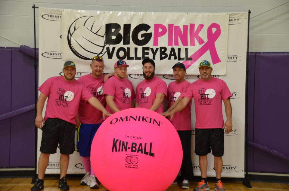 Our Annual Big Pink Tournament to raise funds for our local Cancer Care Center
