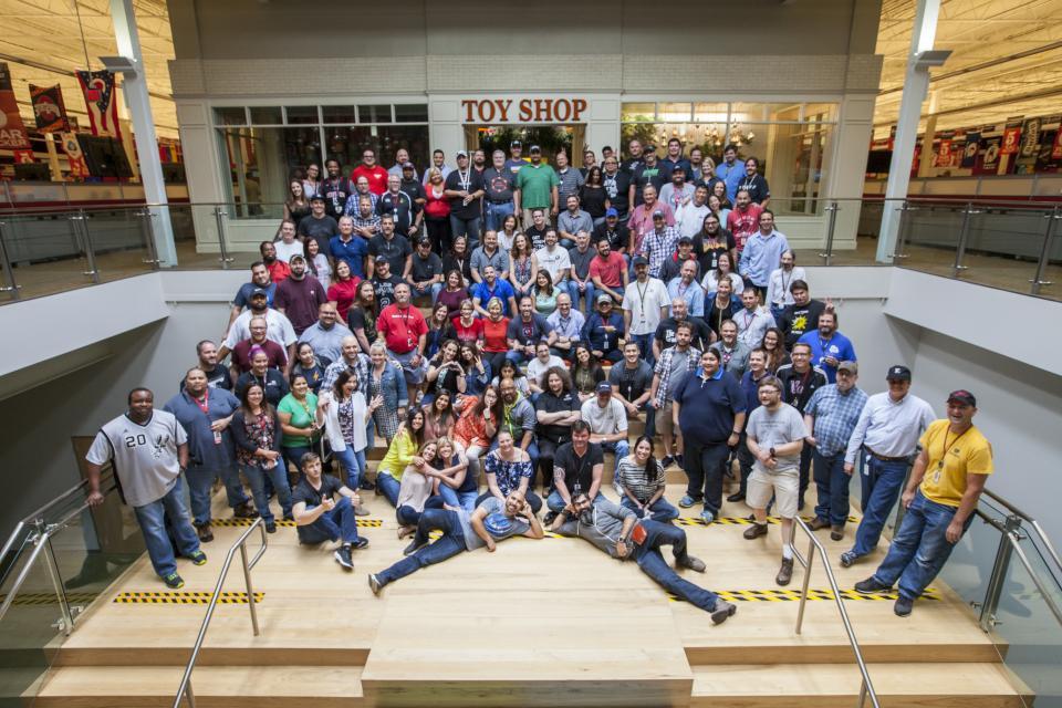 Rackspace Employee Photo
