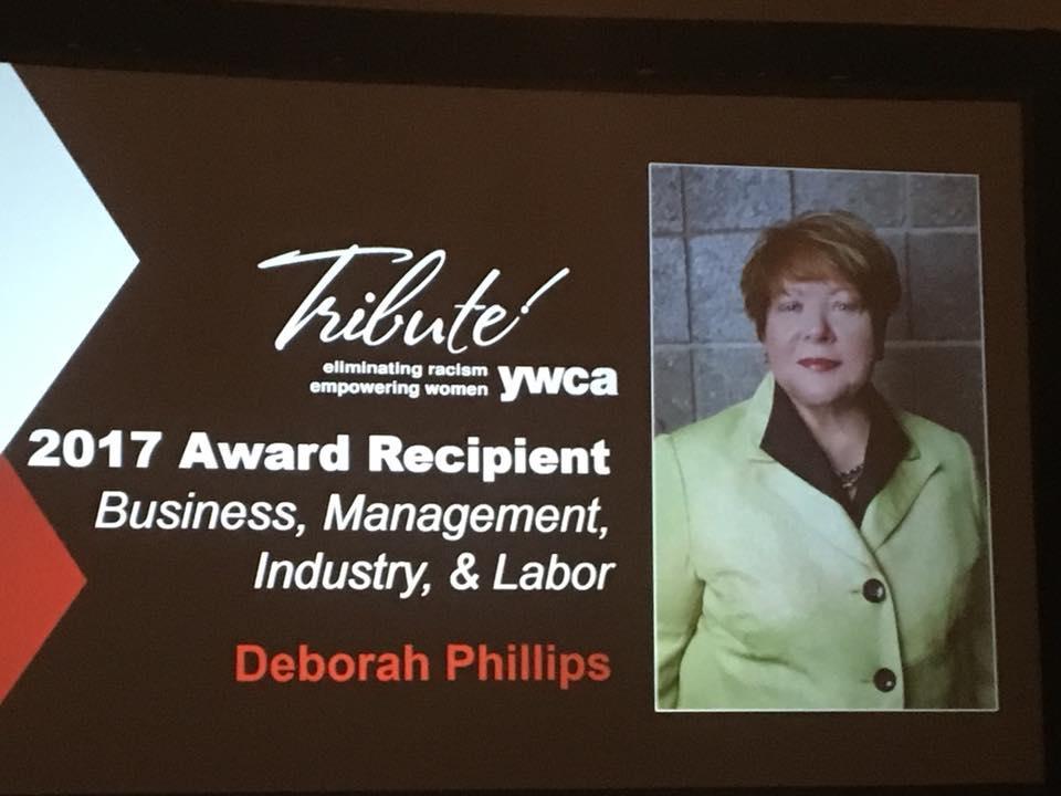 Deborah Phillips - Tribute Award Nominee