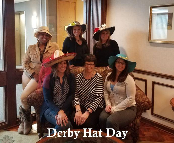 Derby Hat Day