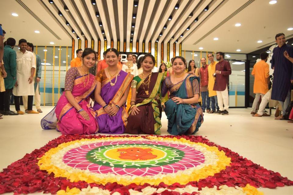 Celebrating Diwali at Work