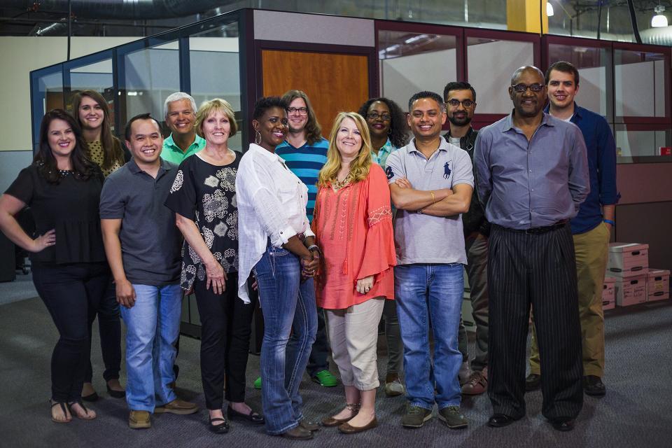 ECi employees