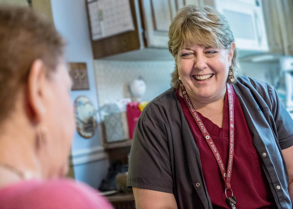 Encompass Health - Homecare and Hospice Employee Photo
