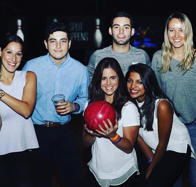 Brooklyn Bowl Adventure with Kargo Employees