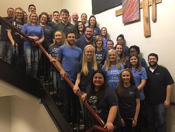 All employees Verigent T-Shirts