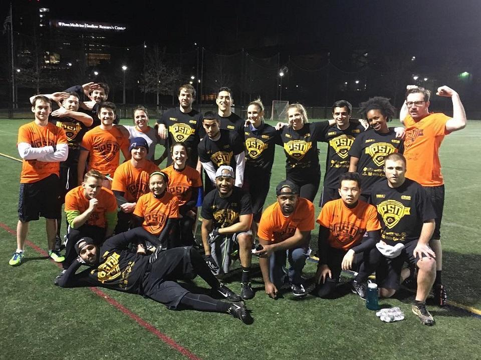 RevZilla's Two Flag Football Teams!