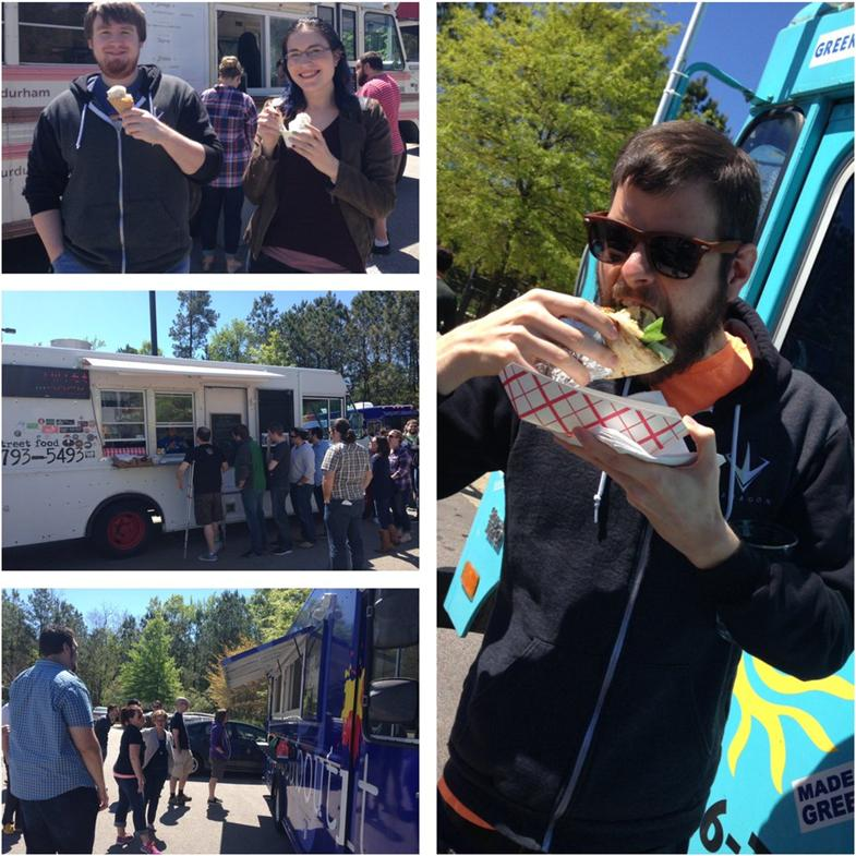Food Truck Rodeo at HQ