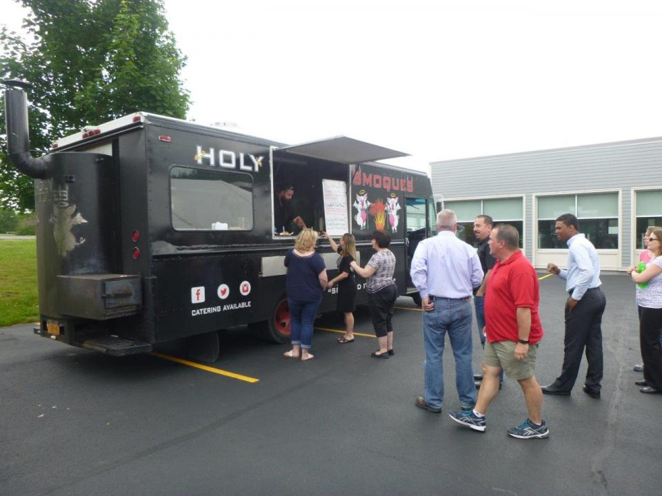 Grand Opening Week Food Truck