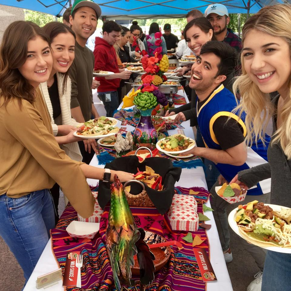 Our 2018 Cinco de Mayo Celebration!