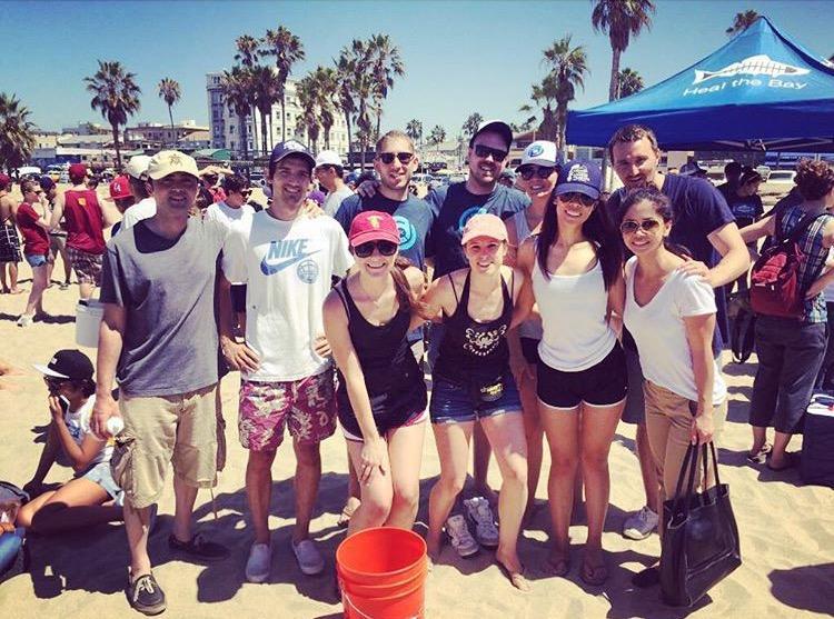 Heal the Bay - Beach Cleanup