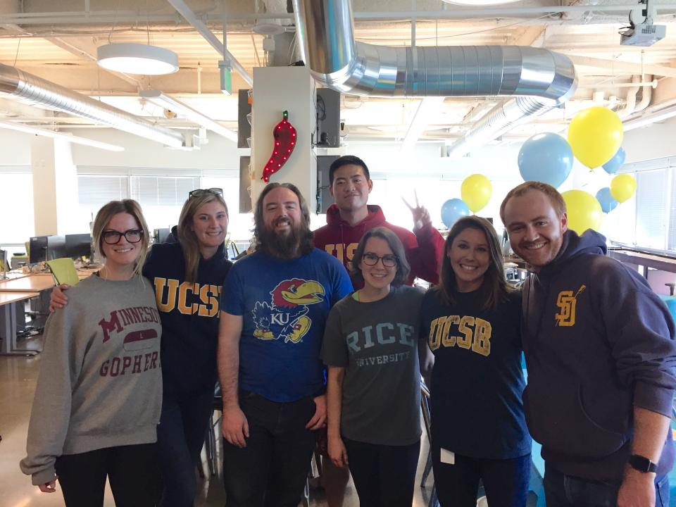 Alumni Day in Redwood City