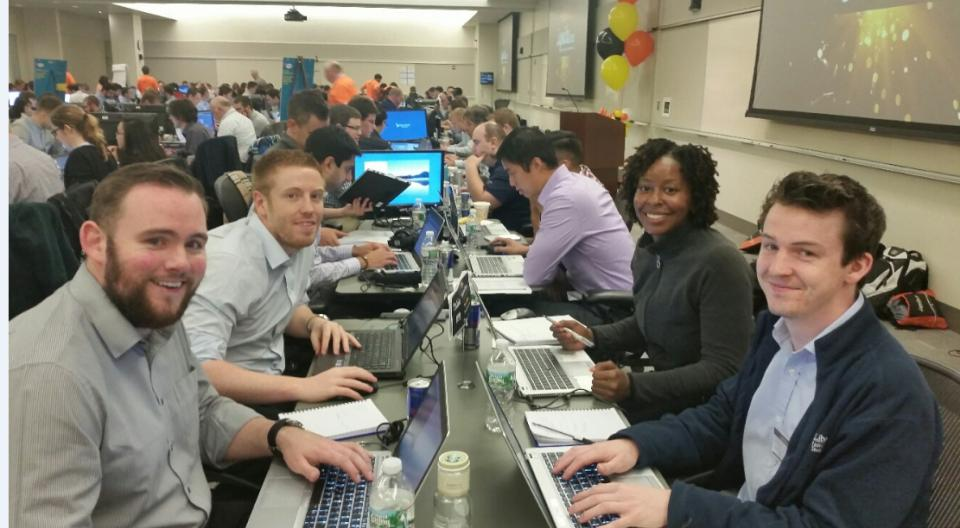 The annual Ignite Hackathon brought together Liberty employees from around the world to work around the clock to transform an idea into a working prototype