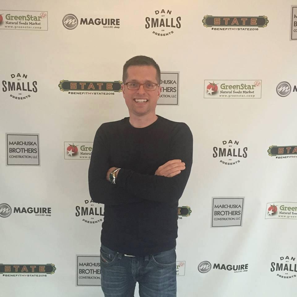 Co founder Justin Marchuska