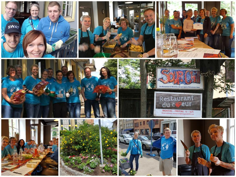 Volunteer Day - Basel