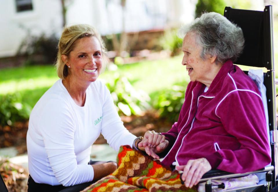 Gilchrist Hospice Care - Making Connections