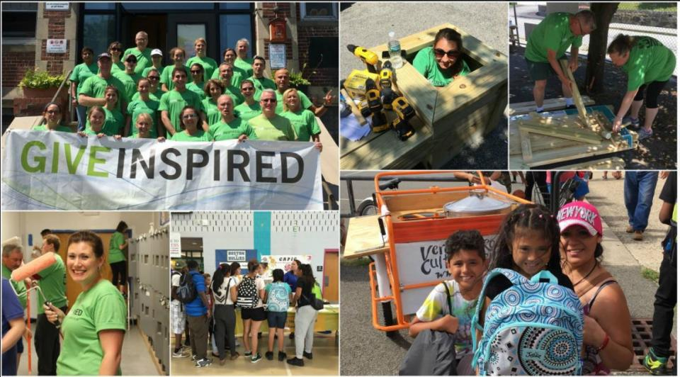 Kronites never underestimate the power of giving back. In 2017, Kronos was named one of Fortune's Best Workplaces for Giving Back!
