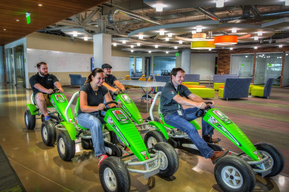 GoKarts In Tempe Office