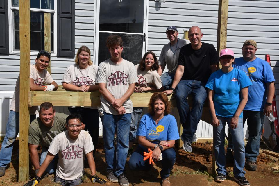 Citadel Employees Volunteer at Good Works