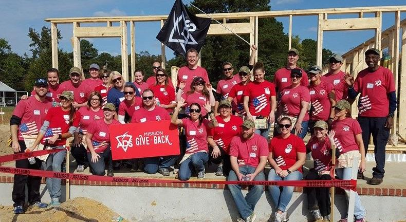 ADS Builds! Habitat for Humanity