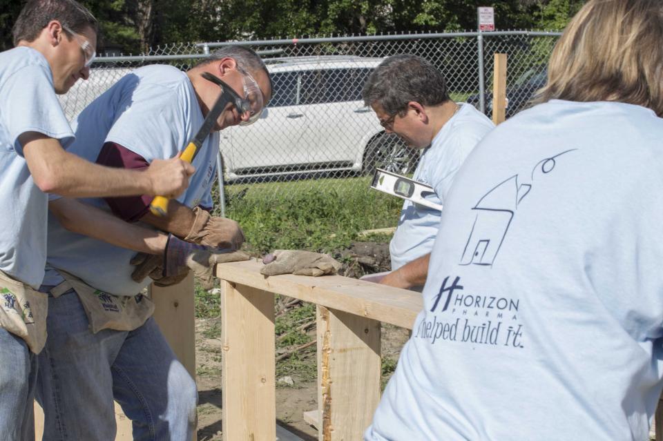 Horizon Volunteering