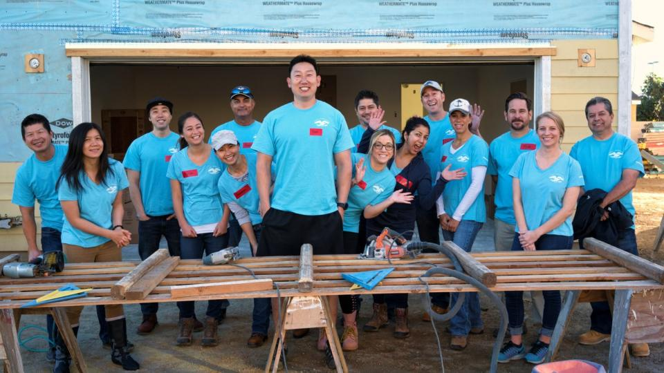 Caring for Our Community, Habitat for Humanity Build