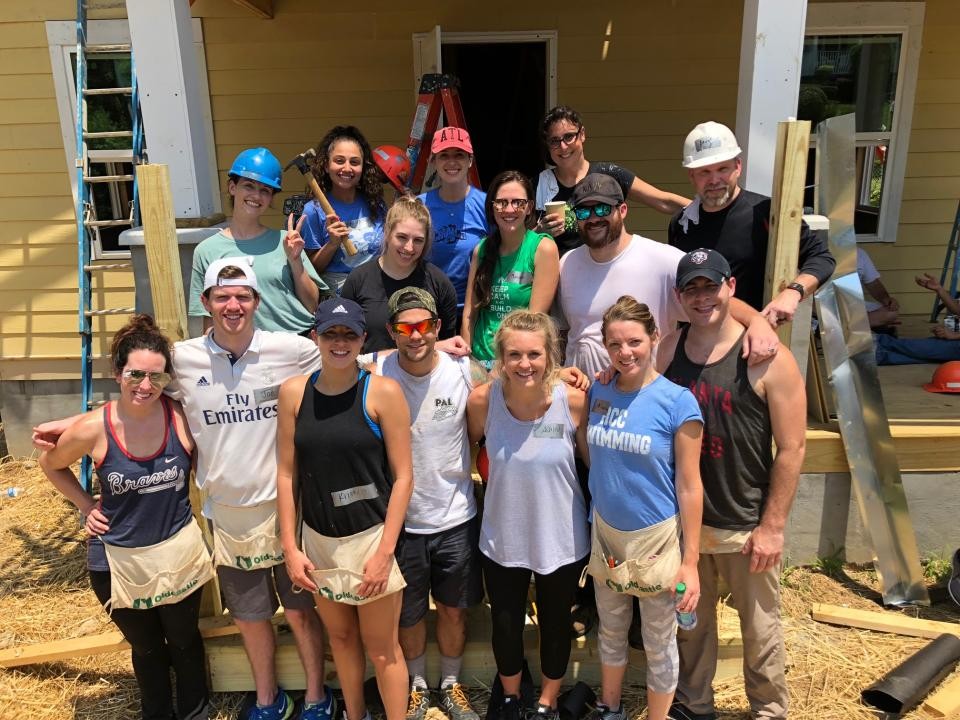 Habitat for Humanity Service Day