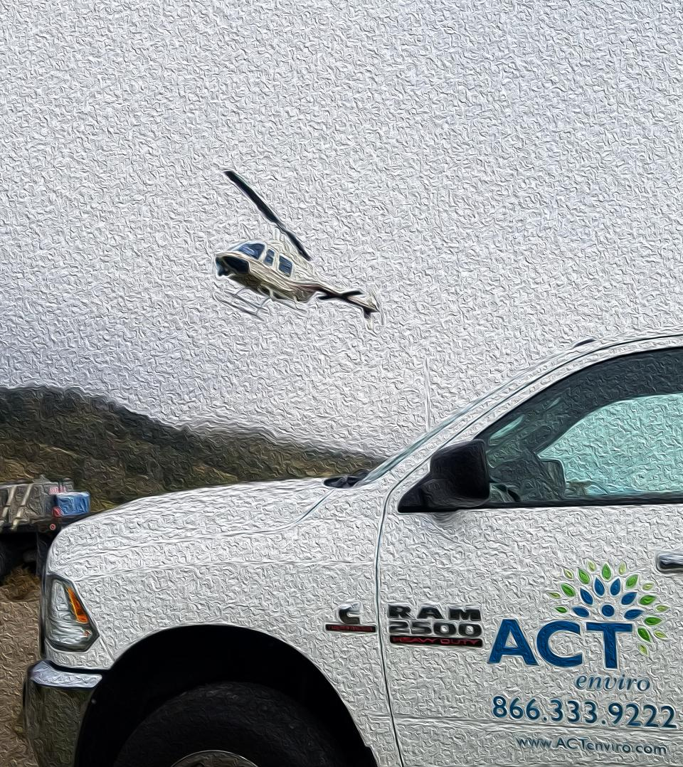 ACT with Helicopters