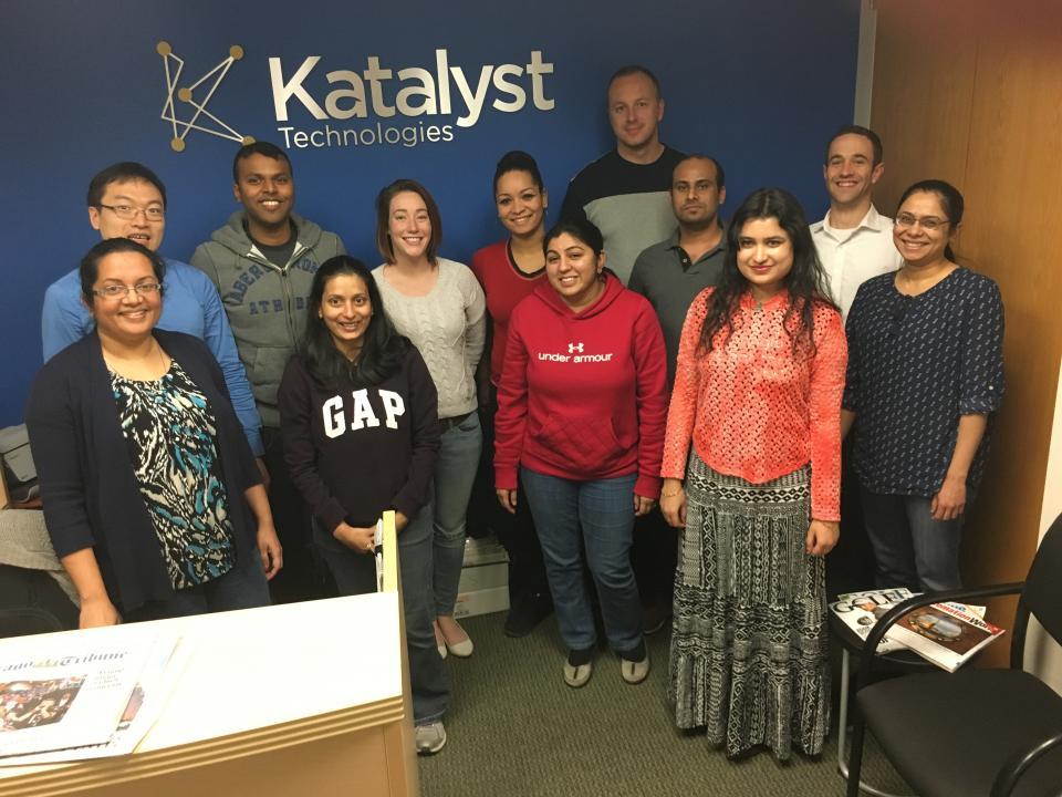 Katalyst Technologies Employee Photo