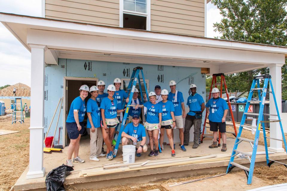 In 2016, our employees logged more than 22,000 volunteers hours, equivalent to more than $500,000 in service, through more than 4,000 individual volunteer opportunities.