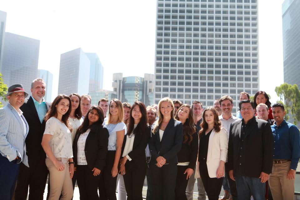 LA Office Group Photo